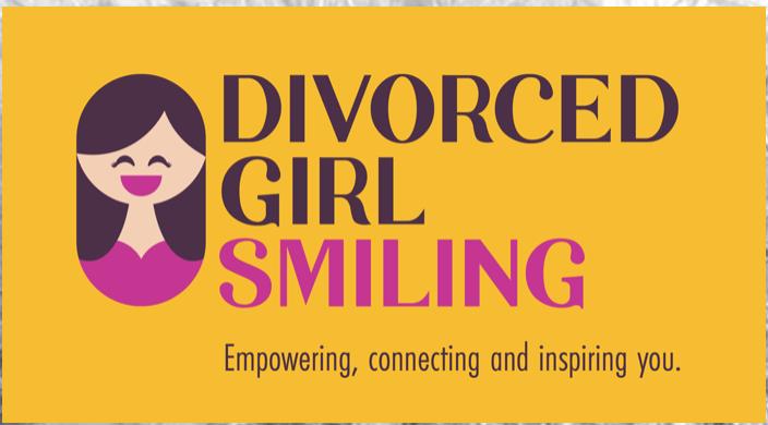 Tips on surviving divorce by Divorced Girl Smiling