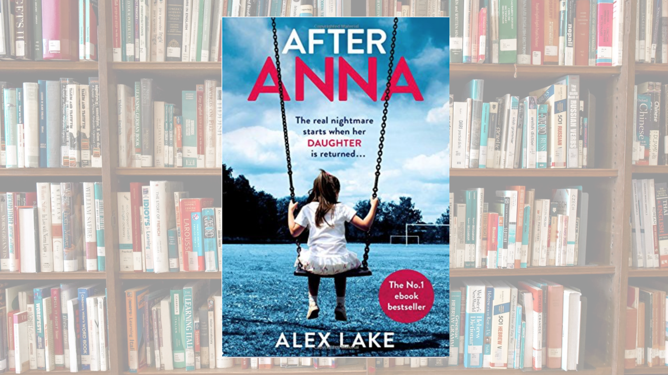 Alex Lake After Anna book review