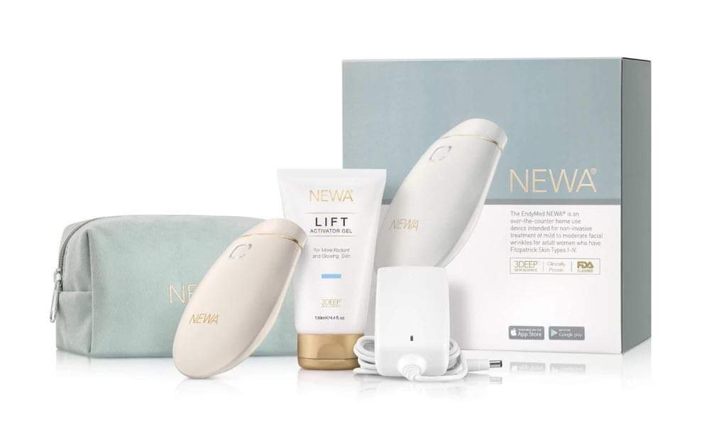 Newa anti ageing product collection