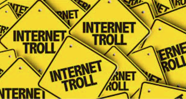 online trolls