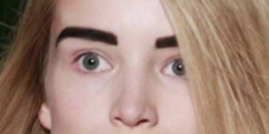 a century of eyebrows