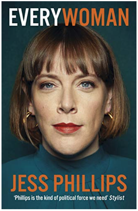 Jess Phillips Every Woman Book